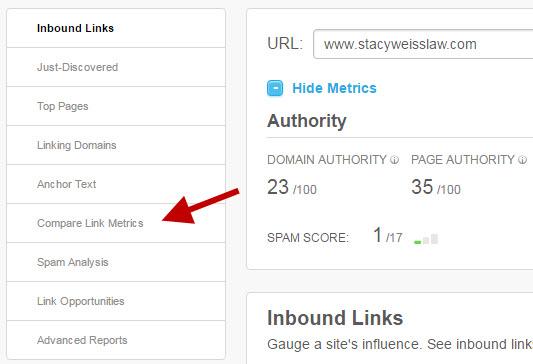 moz-link-metrics
