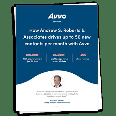 Andrew Roberts Case Study