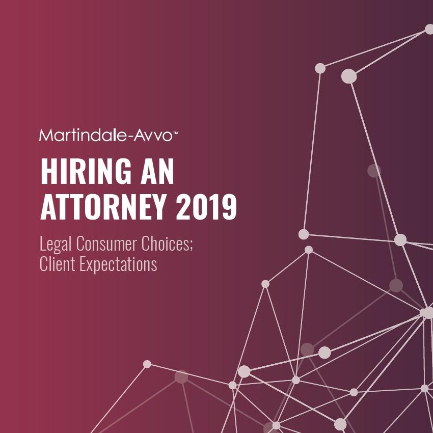 Hiring an Attorney 2019
