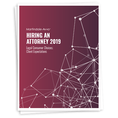 Hiring an Attorney 2019 Report
