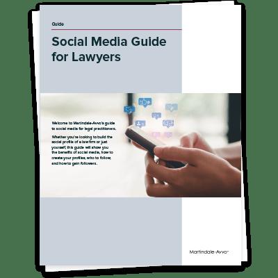 Martindale-Avvo Social Media Guide