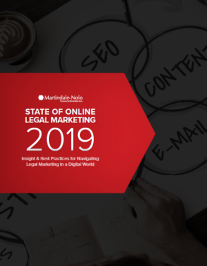 State of Online Legal Marketing 2019