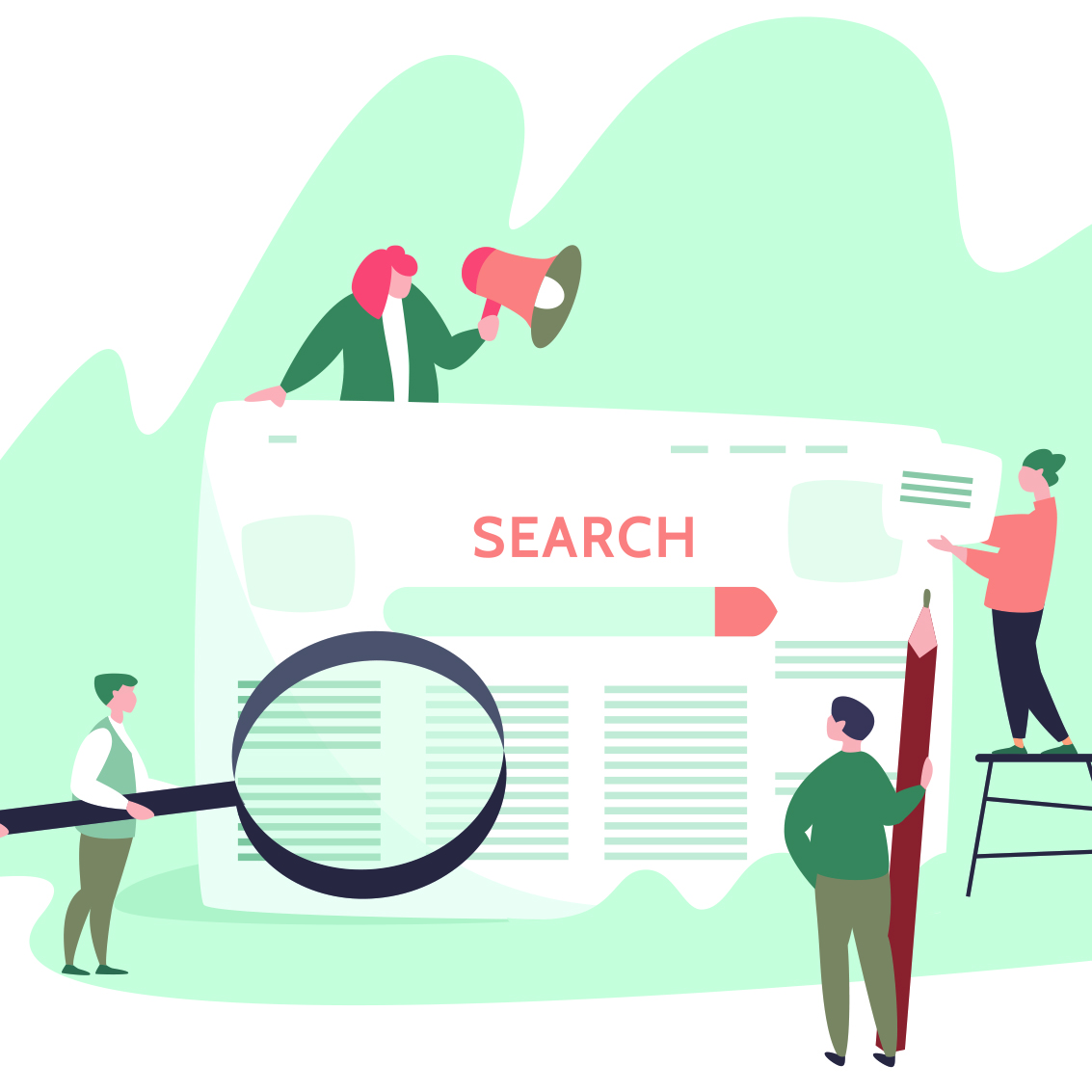 Covid search