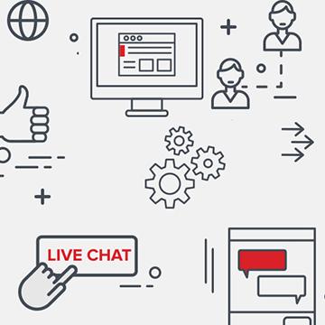 live-chat-process