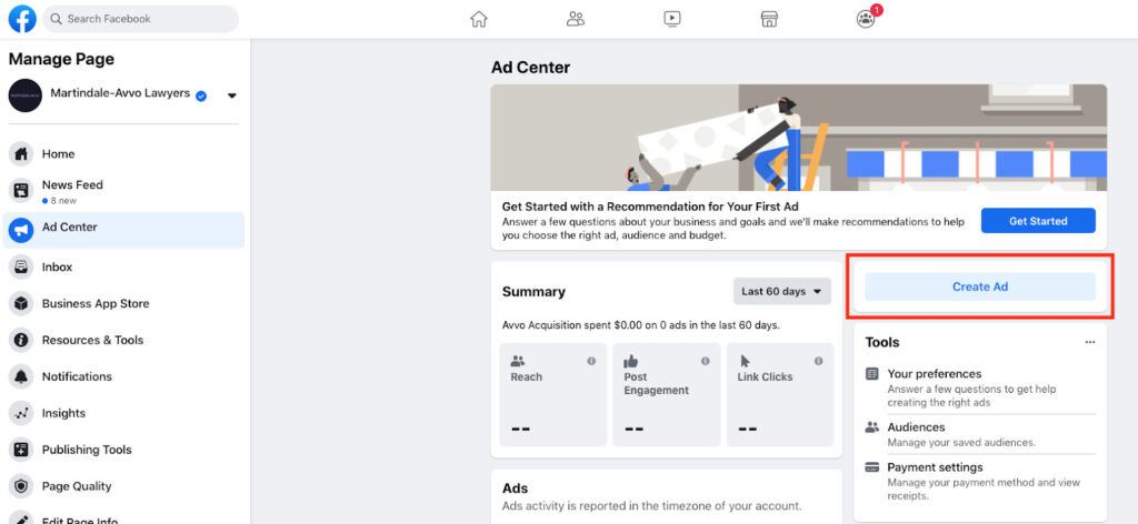 Paid Ad Campaigns